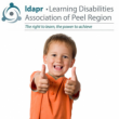 Learning Disabilities Association of Peel